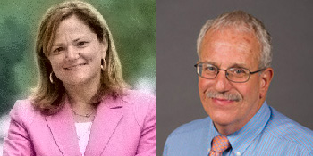 Melissa Mark-Viverito and Doug Muzzio