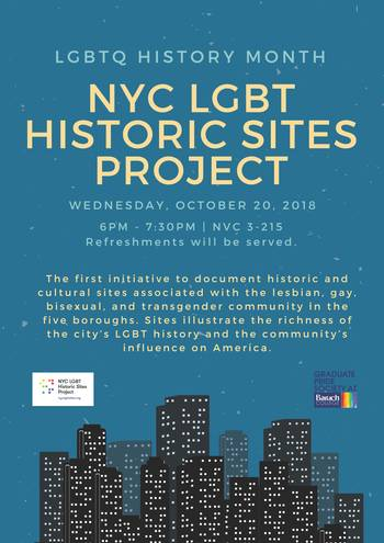 lgbt historic sites poster