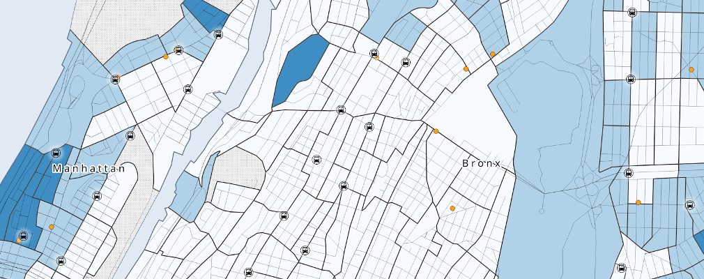 Census GIS Map