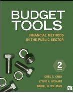Book jacket for Budget Tools