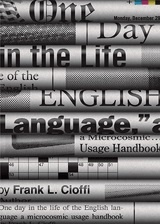 Book jacket for One Day in the Life of the English Language