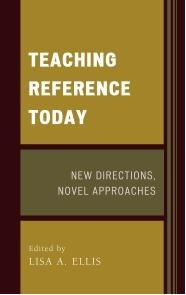 Book jacket for Teaching Reference Today