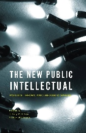 Book jacket for the New Public Intellectual