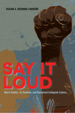 Book jacket for Say It Loud