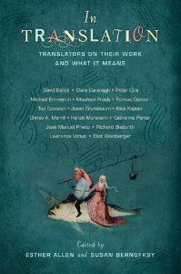 Book jacket for In Translation