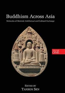 Book jacket for Buddhism Across Asia