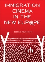 Book jacket for Immigration Cinema in the New Europe