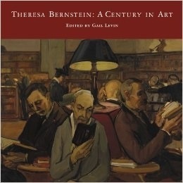 Book jacket for Theresa Bernstein