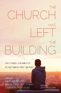 Book jacket for The Church Has Left the Building