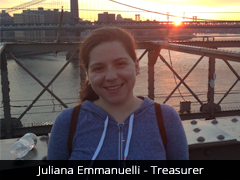 Juliana, Treasurer