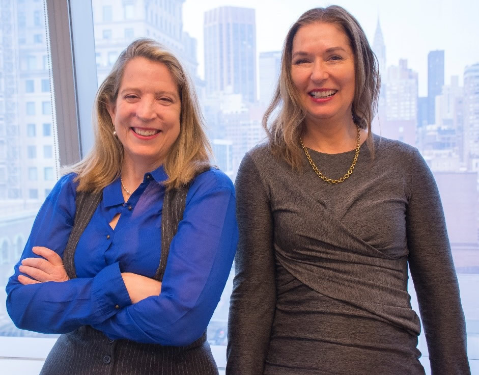 Baruch College Professors Esther Allen and Alison Griffiths were awarded 2018 Guggenheim Fellowships