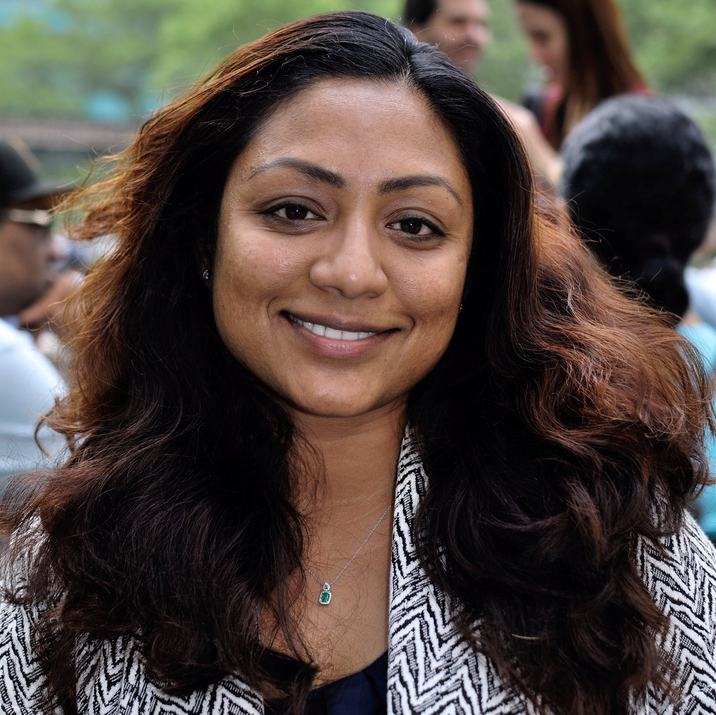 Nadira Ramudit, a graduate student from the Master of International Affairs program at the Marxe School of Public and International Affairs, is a 2019 Harold W. Rosenthal Fellowship recipient