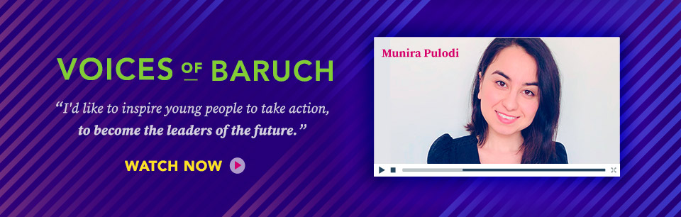 Voices of Baruch, Munira Pulodi