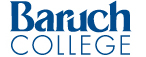 Baruch Stacked Blue Logo
