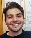 Exequiel Mignaton, Baruch College undergraduate student at the Marxe School of Public and International Affairs
