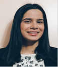 Diana Rodriguez, Baruch College undergraduate student at the Marxe School of Public and International Affairs