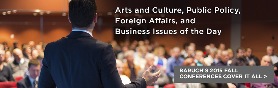 Arts and Culture, Public Policy, Foreign Affairs, and Business Issues of the Day