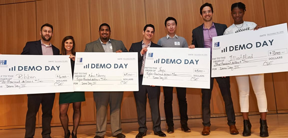 Demo Day Finalists