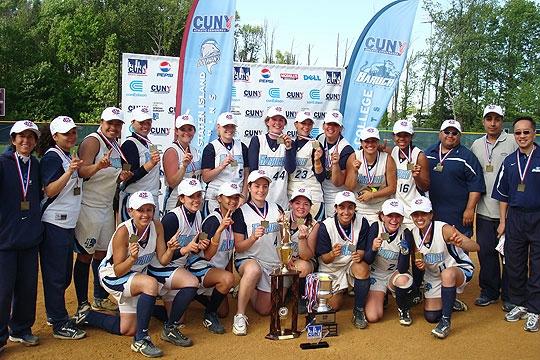 Baruch Women's Softball
