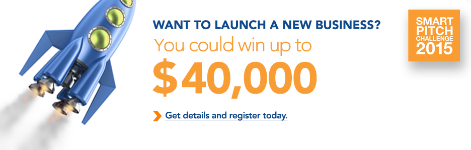 Want to launch a new business? You could win up to $40,000