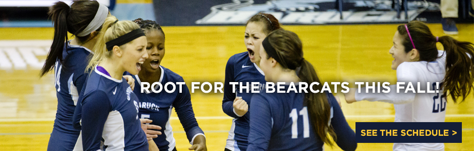 Root for the Bearcats this fall!