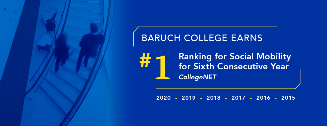 Baruch Social Mobility