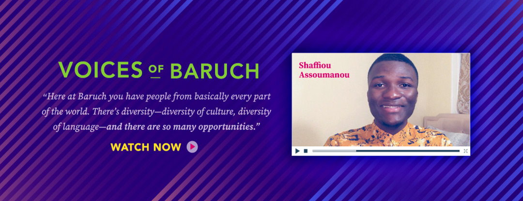 Voices of Baruch Shaffiou Assoumanou