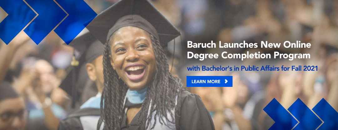 Online Degree Completion homepage slider
