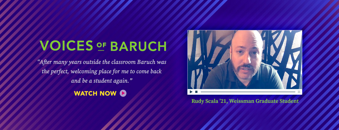 Voices of Baruch Rudy Scala