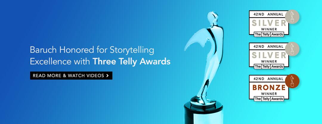 Telly Awards slider