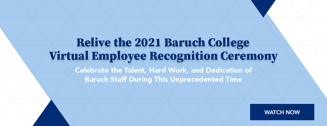 Virtual Employee Recognition Ceremony
