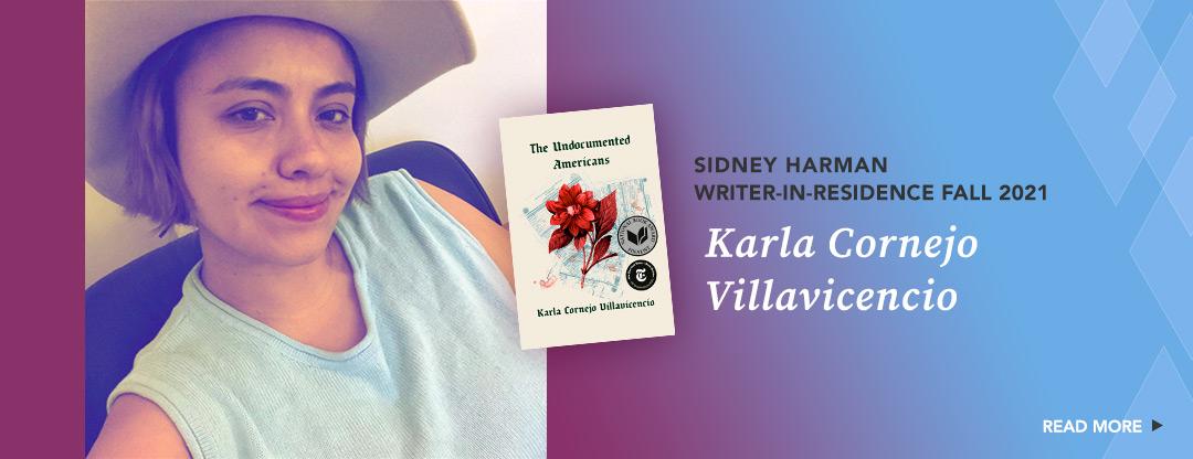 Harman Writer in Residence