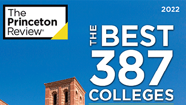 Princeton Review Guidebook Cover