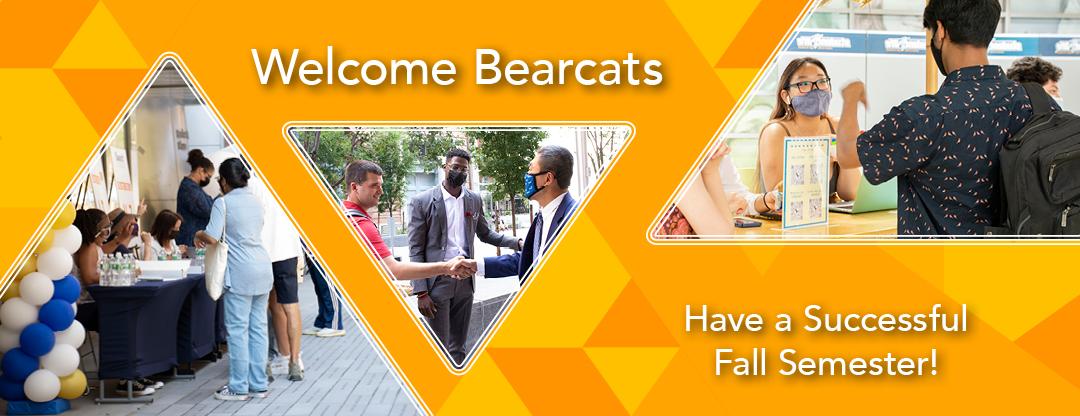 Welcome Bearcats